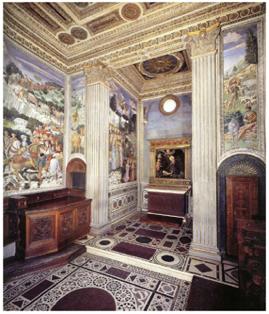 Gozzoli chapel